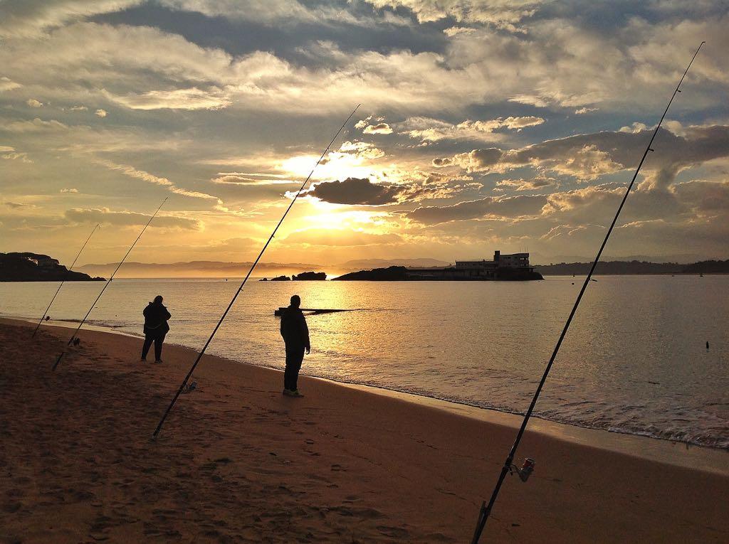 pesca-santander-amanecer