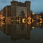 Simetría. Hotel Bahía. Centro Botín