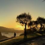 El amanecer en Santander en tres instantes