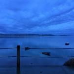Santander en la piel de la línea del horizonte