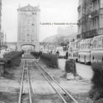 Santander cuando por Calderón de la Barca pasaban trenes