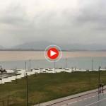 Gran riada en la bahía de Santander