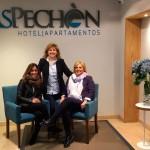 Tinas de Pechón, para escaparse del mundo en un hotel moderno, discreto y de trato familiar
