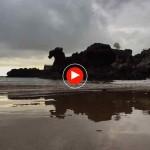 La vida en Santander: Paseando por la playa del Camello