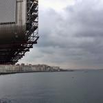 El Centro Botín se asoma a la bahía de Santander