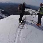 Esquí pasiego en Picón del Haya