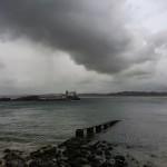 Día de nubes negras