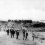 Santander cuando Piquío era un acantilado virgen que se asomaba a la mar