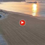 La playas de Santander en perfecto estado de revista