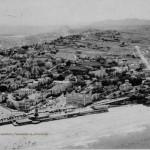 El Sardinero desde el aire cuando la avenida de los Castros no existía