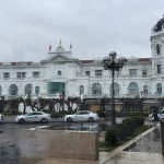 El casino con efecto lluvia