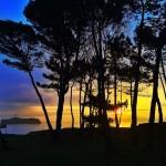 Junto a la isla de Mouro no hay un amanecer igual