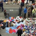 La vida en Santander: El mercadillo del túnel de los domingos