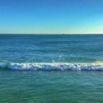 La ola del Sardinero