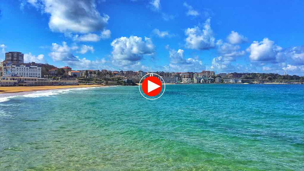 pleamar-sardinero-video
