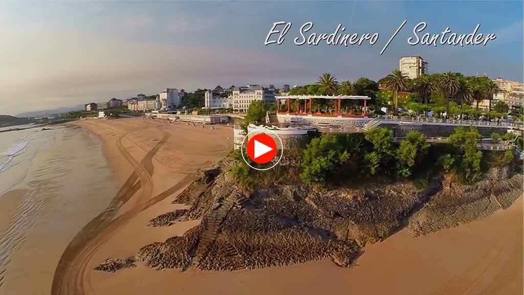 sardinero-video
