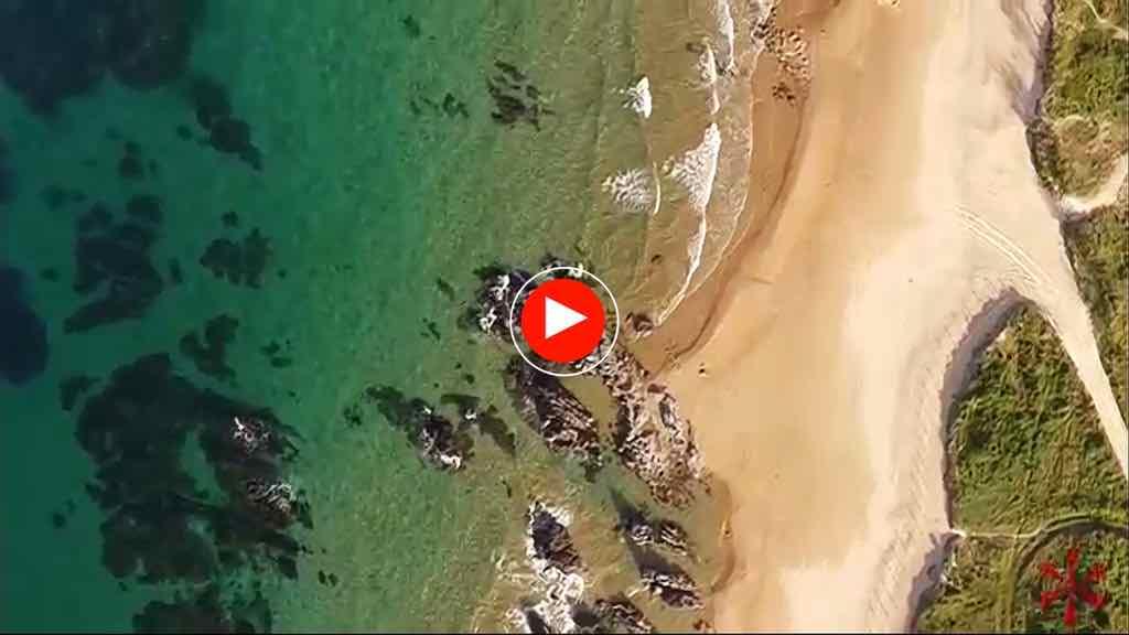 trengandin-dron-video