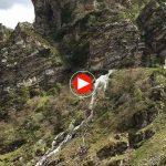 Paseando por Cantabria: La presa y el embalse de la Cohilla