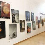 Damos una vuelta por la exposición '25 años del Palacio de Festivales' en la Biblioteca Central de Cantabria