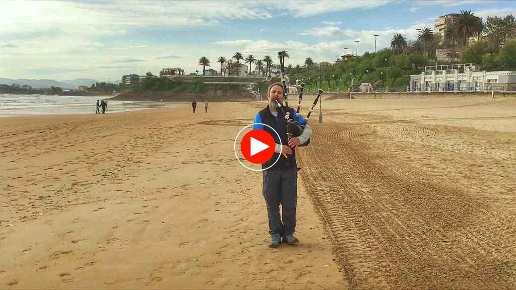 gaita-sardinero-video