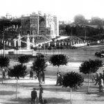 Santander cuando en La Cañía sólo se había levantado la Quinta de Los Pinares