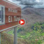 Paseando por Cantabria: El mirador El Túnel