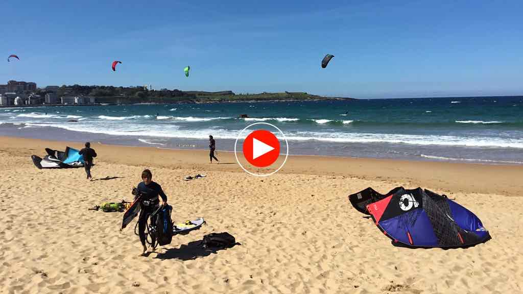 sardinero-surf-video