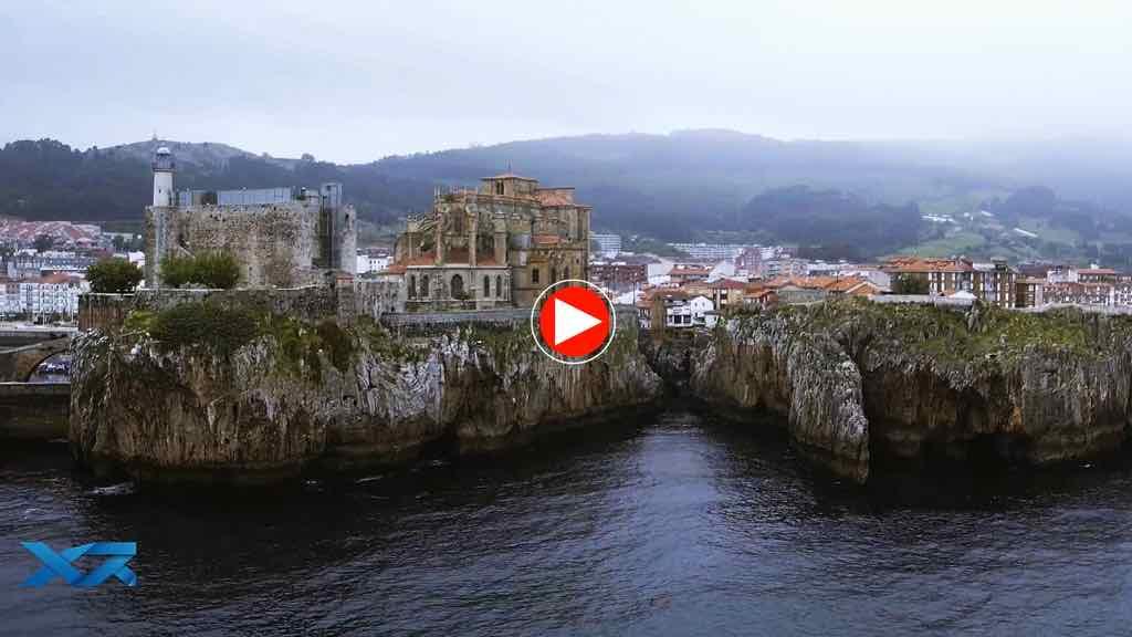 castro-dron-video