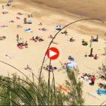 La vida en Santander: Día de playa en Mataleñas
