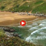 Paseando por Cantabria: La playa de Sonabia