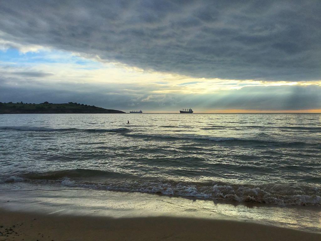 bano-amanecer-sardinero