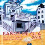Los Baños de Ola empiezan hoy con el Centenario del Casino como hilo conductor