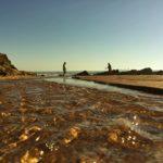 ¿Tocas la mar del Sardinero?