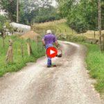 Huertucas de Cantabria, la de mi tío Cándido