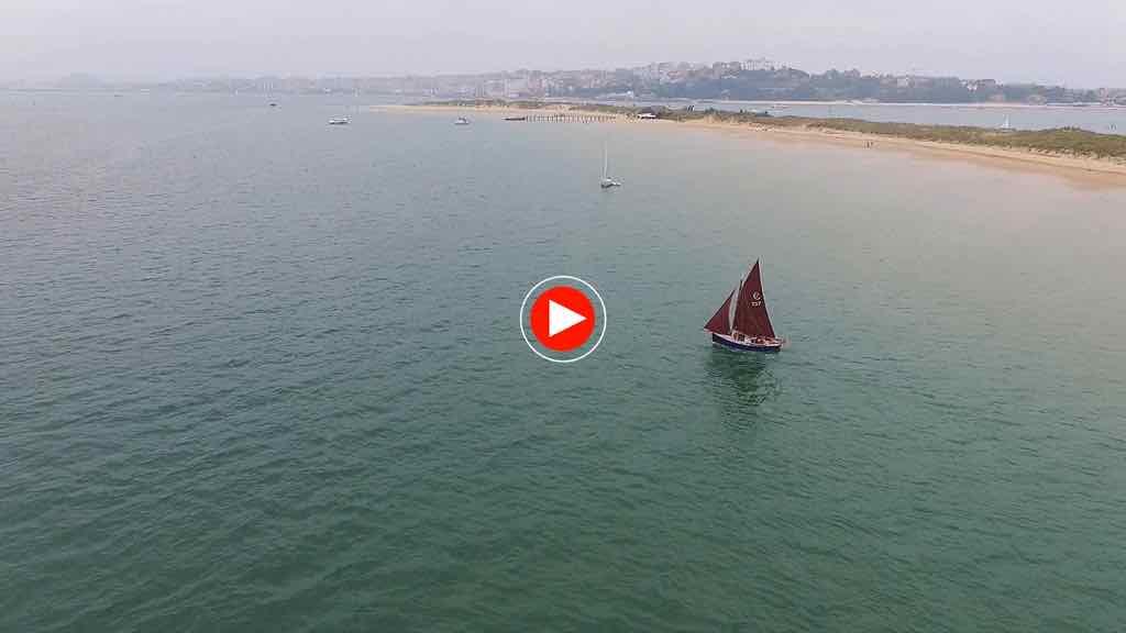 navegar-bahia-santander-video