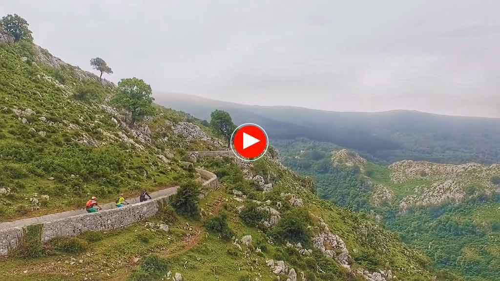 pedales-cantabria-video