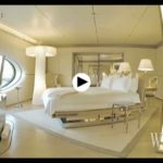 Este es el interior del yate de 260 millones de euros que ha estado en Santander