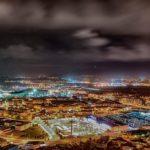 Santander nocturno desde Peñacastillo