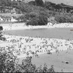 Santander cuando en la playa de la Magdalena había toneladas de arena