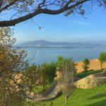 Azul bahía, verde Cantabria