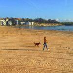 Las playas del Sardinero se estrenan todos los días