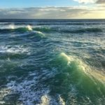 Luminoso mar