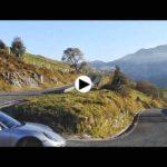 Las curvas del Asón en un Porche 911 Carrera