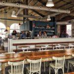 La Caseta de Bombas del Dique de Gamazo abre como asador de carnes y pescados