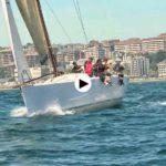 Domingo de regatas en el abra del Sardinero