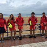 Ya tenemos a los socorristas en las playas de Santander