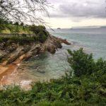Baño en Molinucos y partida de golf en Mataleñas para empezar la semana como auténticos señores