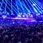 40 segundos del concierto de Enrique Iglesias en el Sardinero