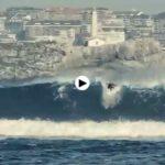 Marejada de verano en Loredo. Surf, surf, surf y más surf en Ribamontán al Mar