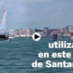 Navegar a la velocidad del rayo en la bahía de Santander